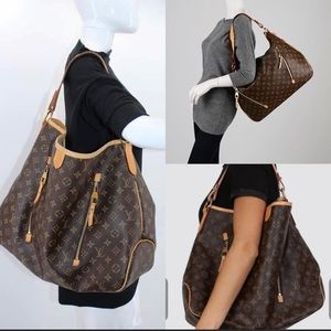 💋HUGE HOBO💋 TOTE Louis Vuitton gm
